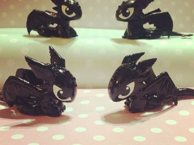 Shop Update: Toothless the Dragon