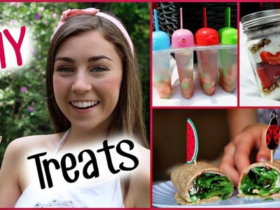 Summer Picnic | DIY Treats!