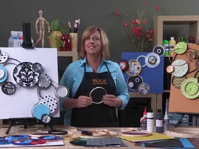 Circle Wall Sculptures - Lesson Plan