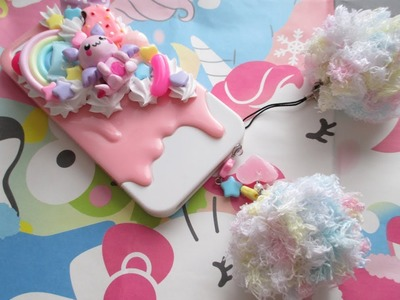 How to Make a Kawaii Fluffy Cellphone Charm