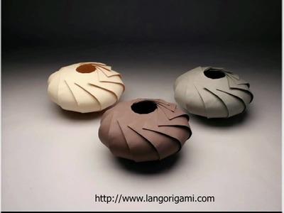 Origami Design with Robert Lang - US Zeitgeist 2010