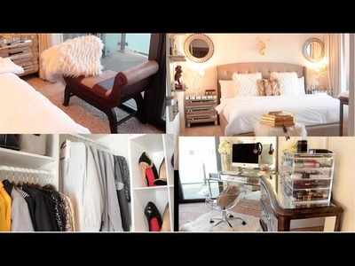 Peakmill Room Tour 2015 + Watch Me Arrange My New Room