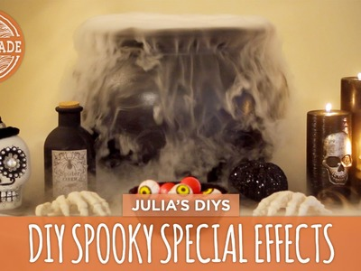 DIY Spooky Special Effects - HGTV Handmade
