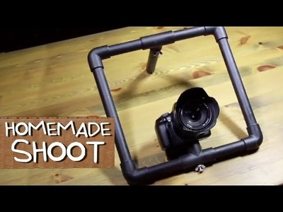 DSLR Camera Stabilizer for Under $5 (Part 3 of 3) - Homemade Film School