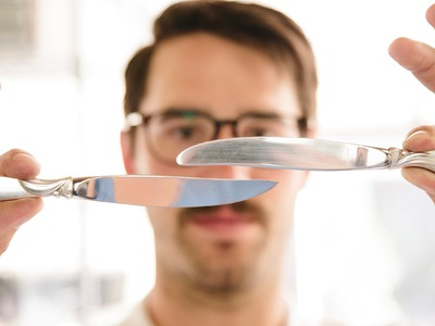 Make Your Own Steak Knives!