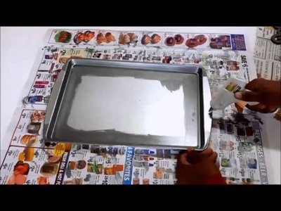 How to make a Cosmetics Make-up  Board (DIY Gift under $20)