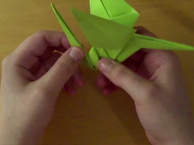 Origami Dragon - Tutorial