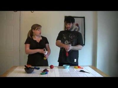 Craftacular! - Episode 2: Bean Bag Balls