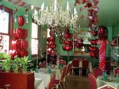 Dehomedesign.com - Valentine's Day Interior and Decoration Ideas