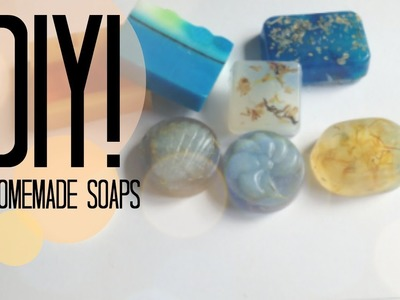 DIY| How to make soap