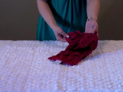 How to use Sugar Peas Wool Cloth Diaper Covers