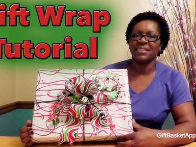 How to Wrap a Gift - GiftBasketAppeal