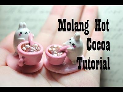 Molang Hot Cocoa Tutorial