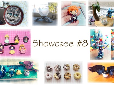 Polymer Clay Artists Showcase #8