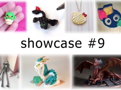 Polymer Clay Artists Showcase #9