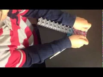 Rainbow Loom® Octafish Bracelet (How to)