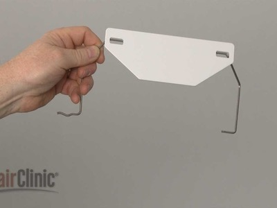 Refrigerator Ice Level Arm Replacement – Whirlpool Refrigerator Repair (Part #2304354)