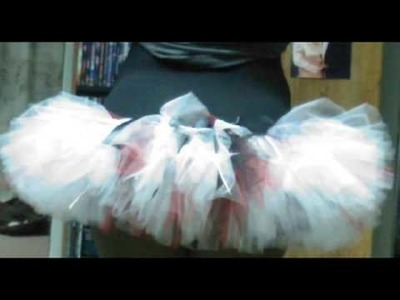 Tuck And Tie, Sew or No-Sew Tutu Tutorial