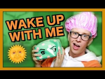10 Things I Do When I Wake Up   Tyler Oakley