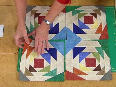 How to Make the Pineapple Quilt with Pattern