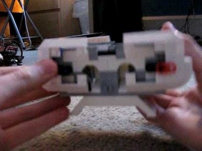 Lego star wars imperial landing craft review