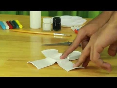 Paper Cup Elephant: Art and Craft Videos