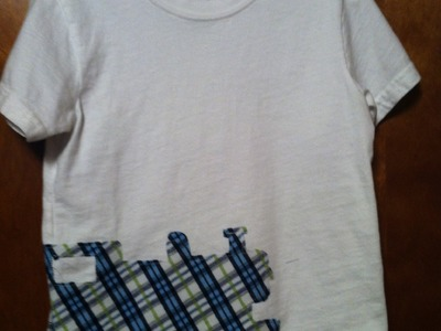 Tutorial: How to use Heat'n Bond to make a custom shirt!