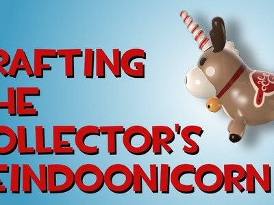 Crafting a Collector's Reindoonicorn in Team Fortress 2