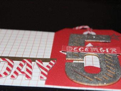 December Daily: Day 5 Process Video (2014-209.240)