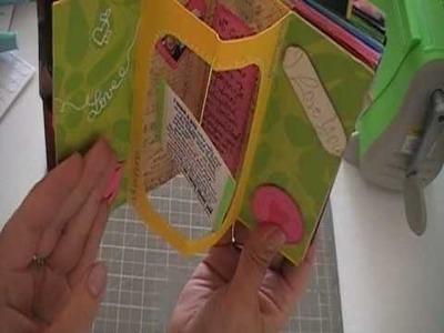Gate Fold Valentine Card - Crafter's Companion