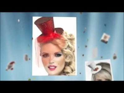 Great Christmas Fancy Dress Hat Ideas from Giant Party