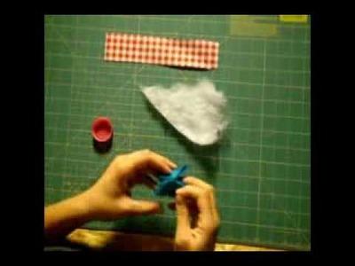 How to Make a Pin Cushion Bracelet