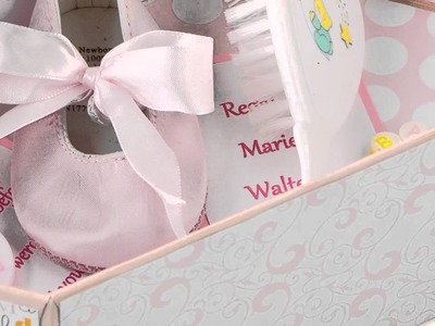 Make a Box With the Lullaby Memories Keepsake Box & Album Class