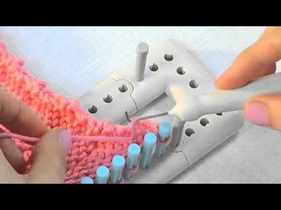 Martha Stewart Crafts Loom How to Bind Off