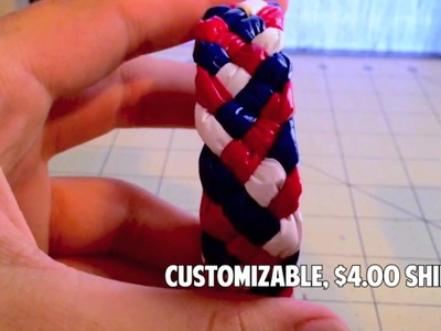 New 5 Strand Braided Bracelet - DTDbyDerek