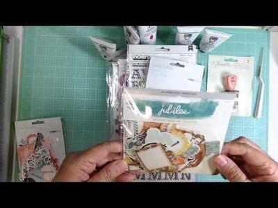 Scrapbook Haul: Simon Says Stamps & Bed Bath & Beyond
