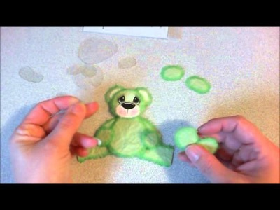 Tear Bear Tutorial Poses for your Tear Bears by Pattys Crafty Spot