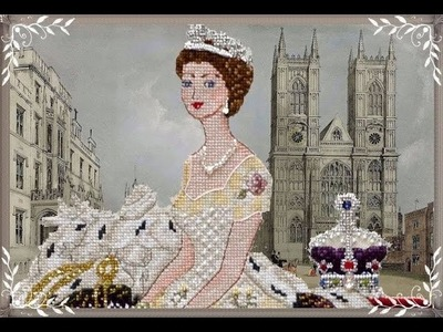 Teresa Gil Cross Stitch & Ribbon - Original Designs