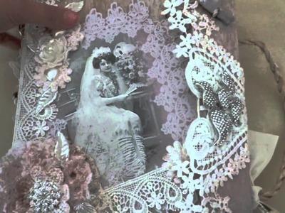 Vintage Diary - Natasha Scrapbook Korner