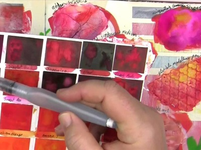 Art Lessons With Jane Davenport Vol. 8: Tactile and Textured Mediums