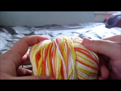(ASMR) Show and tell: yarn collection + whispering