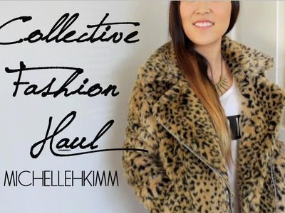 Collective Fashion Haul: Nasty Gal, Zara, Dimepiece, UO | michellehkimm