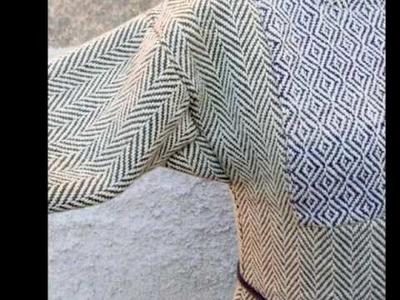 Hand made - weaving historical - ruční tkaní