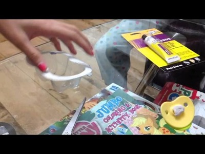 How to make a magnetic paci and putty paci !