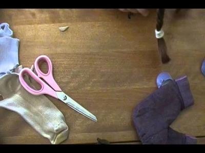 How to make an American Girl Doll tank top (agct)