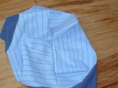 How to Sew a Simple Hat (1)