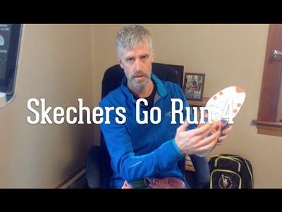Skechers Go Run 4 - Running Shoe Review