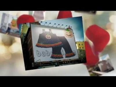 Smock dress, smock clothing, fashion trend 2012 , baby clothing, advertising