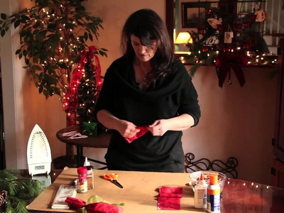 How Do I Make a Cinnamon Sachet for Christmas? : Ornament Crafts