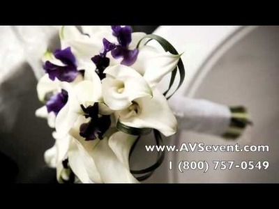 NY Wedding Planner - White Bridal Bouquets